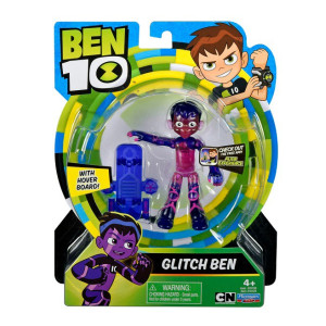 Ben 10 Figur Glitch Ben