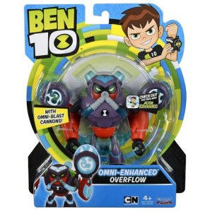Ben 10 Figur Omni-Enhanced Overflow