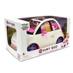 Fiat 500 Bil till dockor