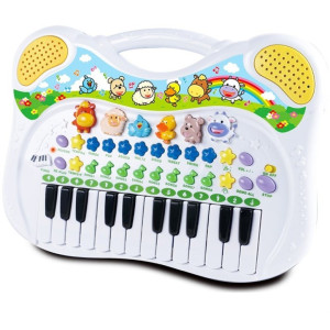 Happy Baby Piano Djur