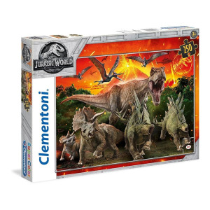Clementoni Jurassic World Pussel 250 bitar