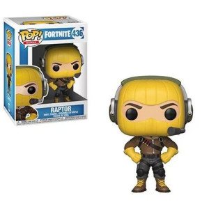 Funko POP VINYL Fortnite S1 Raptor Figur
