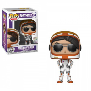 Funko! POP VINYL Fortnite S1 Moonwalker Figur