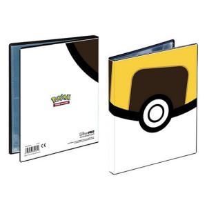 Pokemon pärm 4-pocket Ultra Ball
