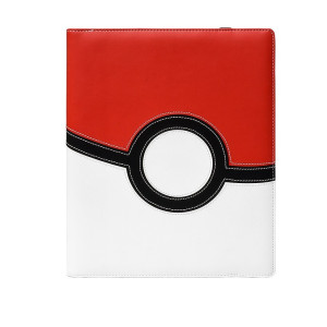 Pokemon Pro-Binder Premium EX Pokeball 9-Pocket