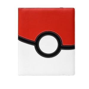 Pokemon Pro-Binder Premium EX Pokeball 9-Pocket