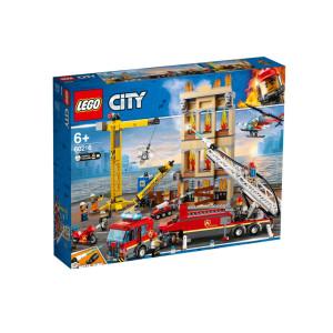 LEGO® City Brandkåren i centrum 60216