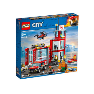 LEGO® City Brandstation 60215