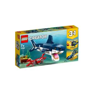 LEGO® Creator Djuphavsvarelser 31088