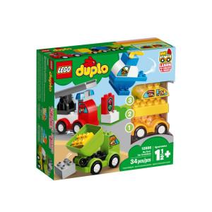 LEGO® DUPLO® Mina första bilskapelser 10886