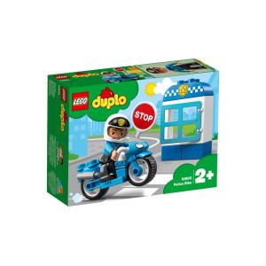 LEGO® DUPLO® Polismotorcykel 10900