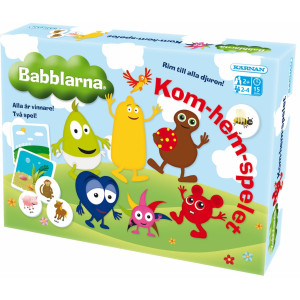 Babblarna Kom-Hem-Spelet