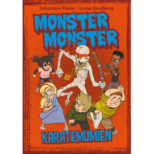 Monster Monster 2 Karatemumien