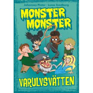 Monster Monster 3 Varulvsvätten