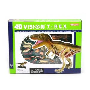 Anatomisk Modell 4D T-Rex