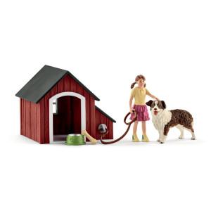 Schleich Hundkoja 42376