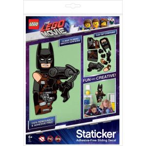 LEGO® Movie 2 Staticker Väggstickers Batman