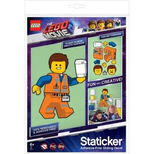 LEGO® Movie 2 Staticker Väggstickers Emmet