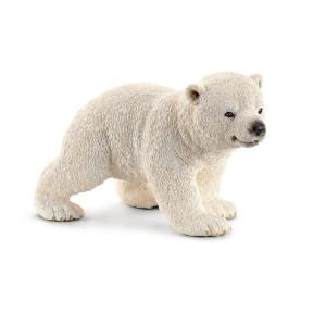 Schleich Isbjörnsunge gående 14708