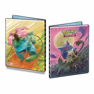 Pokemon pärm 9-pocket Sun & Moon 9 412206