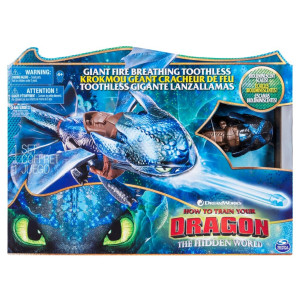 Dragons Fire Breathing Toothless