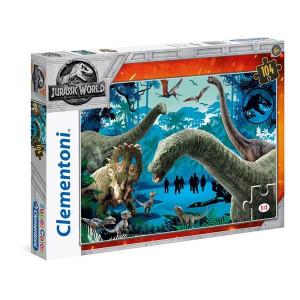 Clementoni Jurassic World Pussel 104 bitar 27098