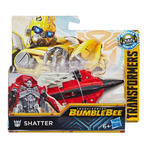 Transformers Power Series Shatter