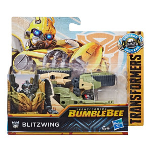 Transformers Power Series Blitzwing