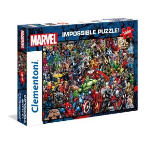 Clementoni Avengers Pussel 1000 bitar 39411