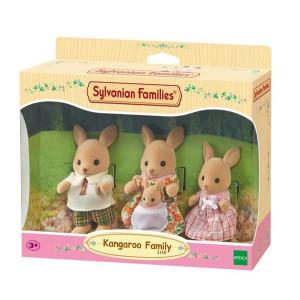 Sylvanian Families Familjen Känguru 5272