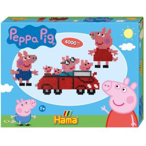 Hama Midi Gift box Peppa Pig 4000 st