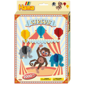 Hama Midi Box Cirkus 2000 st