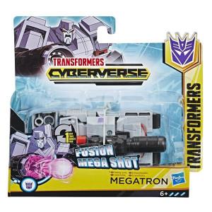 Transformers Cyberverse 1-step Megatron