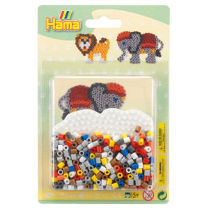 Hama Midi Set Elefant 450 st