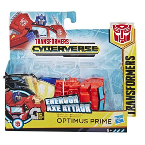 Transformers Cyberverse 1-step Optimus Prime