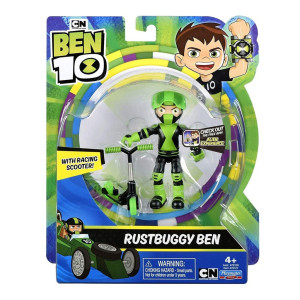 Ben 10 Figur Rustbuggy Ben