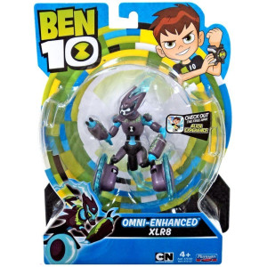 Ben 10 Figur Omni-Enhanced XLR8
