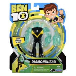Ben 10 Figur Diamondhead