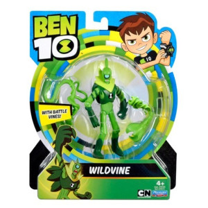 Ben 10 Figur Wildvine