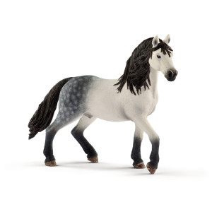 Schleich Andalusisk hingst 13821