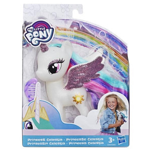 My Little Pony Princess Celestia Glitterponny