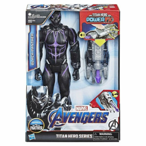 Avengers Titan Hero Power FX Black Panther