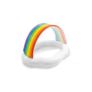 Intex Babypool Moln med regnbåge