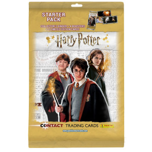 Harry Potter Contact Starter Samlaralbum