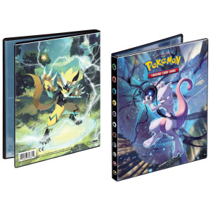 Pokemon pärm 4-pocket 410475 Sun & Moon 10 Unbroken Bond