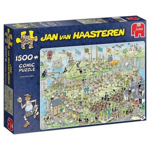 Jan Van Haasteren Highland games Pussel 1500 bitar 19088