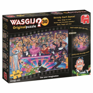 Wasgij Original 30 Strictly Pussel 1000 bitar 19160