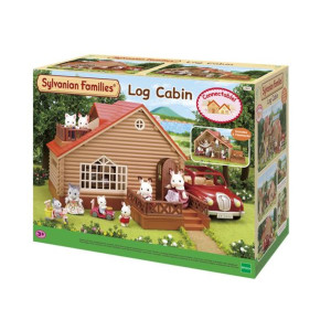 Sylvanian Families Log Cabin 4370