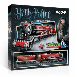 Harry Potter 3D Pussel Hogwarts Express 460 bitar