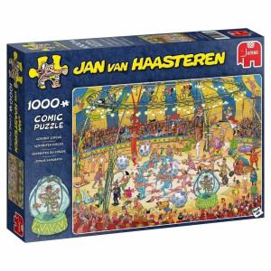 Jan Van Haasteren Acrobat Circus Pussel 1000 bitar 19089